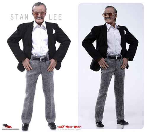 Mejor precio Stan Lee estatuilla de de de concepción artística figura de 12  (1 6) DTP.01 Phicen Limitada  seguro de calidad