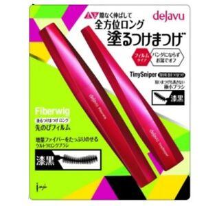 5ef2bb16883 Imju Dejavu Fiberwig Extra Ultra Long Black Mascara Lash and & Tiny ...