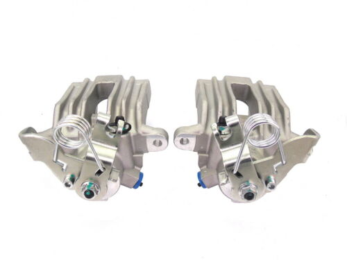 2 REAR BRAKE CALIPER LH RH FOR AUDI A4  B6 B7 SEAT EXEO WITH 245M OR 255MM DISCS