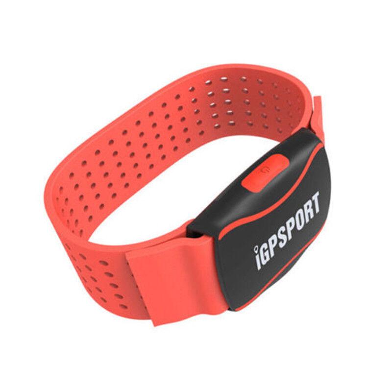 Igpsport Correr brazo Ciclismo Smart brazo Correr Monitor de ritmo cardíaco ANT + azulTOOTH 4.0 3 Color f1a6d7