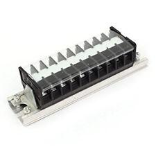 WIRE TERMINAL BLOCK DIN RAIL  STRIP 30 AMP 10 POLE TD3010