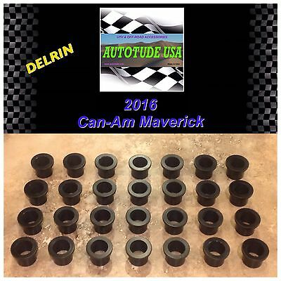 2014 Can-Am Maverick Max 1000 COMPLETE Suspension DELRIN Bushing Bushings Kit