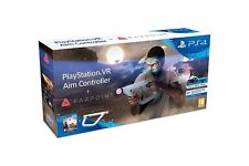 Sony PlayStation VR PSVR Aim Controller and Farpoint Bundle