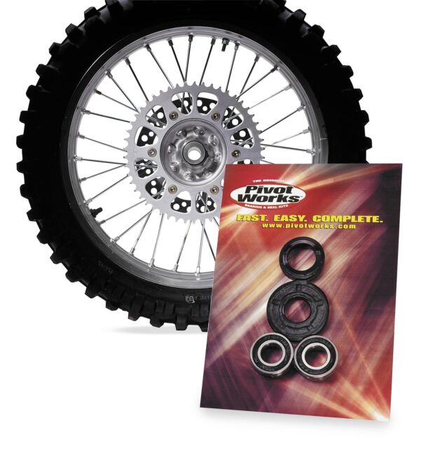 Pivot Works PWRWK-Y10-000 Rear Wheel Bearing Kit