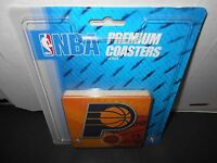 Indiana Pacers Premium Coasters.10 Coasters In Pack. 3-1/2 X 3-1/2 Nb90