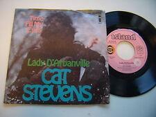 Cat Stevens- Lady d`Arbanville.. Pink Island Eye.. Vinyl :  Mint / Cover: Mint -