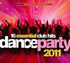 Dance Party 2011 [Digipak] by The Happy Boys (CD, Nov-2010, Robbins Entertainment)