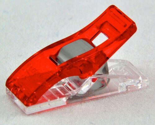 100 unidades Wonder clip sustancia paréntesis milagro clip wonderclip nähklammer