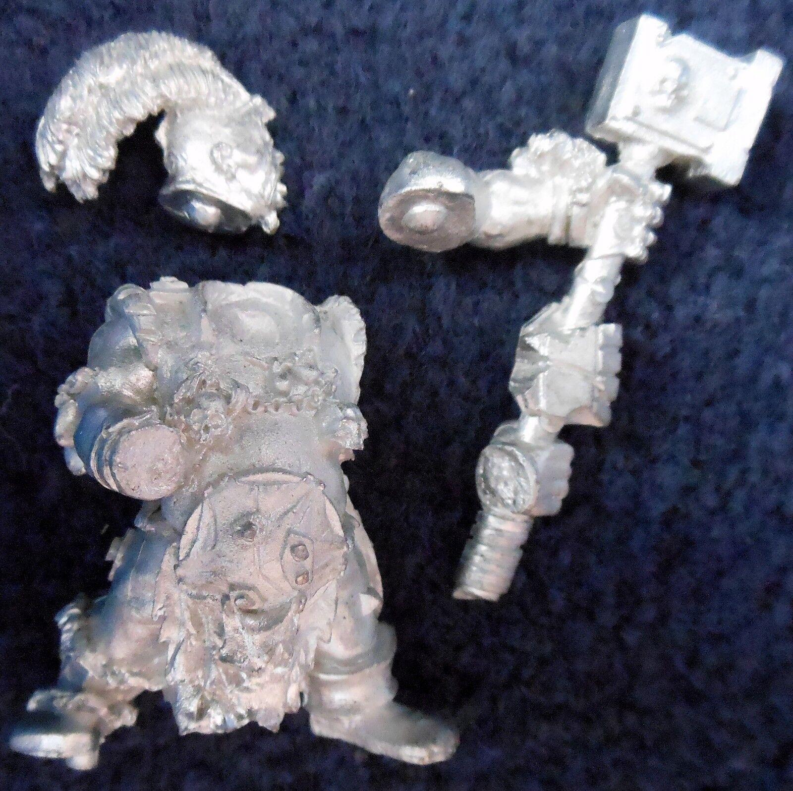 2005 ORCO IMPERIAL  uomoEATER veterano WARHAMMER Esercito REGNI CITTADELLA ogor AD&D GW  qualità ufficiale