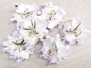 SPRINGTIME-MAUVE-6-Flowers-1Style-6Paper-Flowers-SPRINGTIME-50-55mm-acrossConA