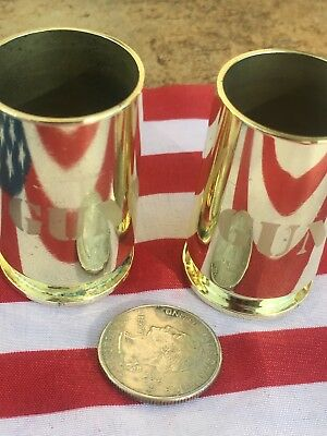 1 20MM  VULCAN M61 Cannon Bullet Shell Shot Glass