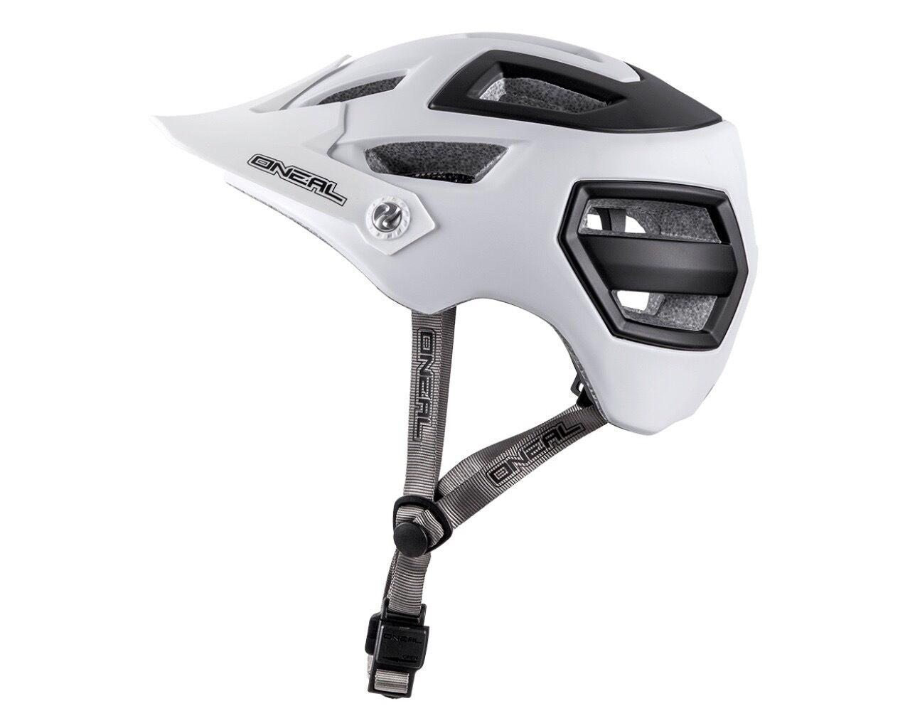 Helm ONEAL Hecht HELMET Farbe Schwarz-Weiss Schwarz-Weiss Schwarz-Weiss Größe 58-61cm 8780a5