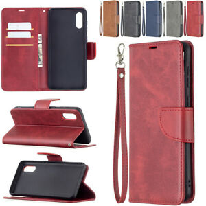 Leather Card Holder Wallet Case Cover For Samsung Galaxy A12 A32 A42 A52 A72 5G