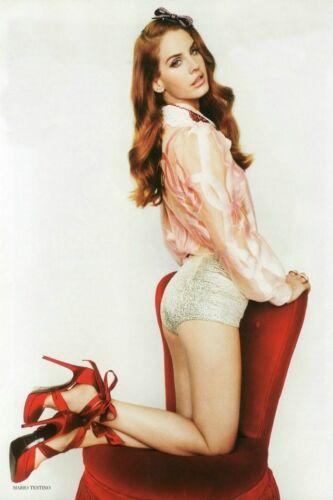 Art Print F-287 Singer Lana Del Rey HD Music Hot Poster 36 27x40in