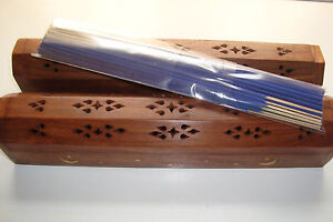 Pair of Indian Carved WoodenIncense Smoke  Boxes50 free NagMS uk seller - great yarmouth, Norfolk, United Kingdom - Faulty or defective items, can be returned within 30 days,of receipt, for replacement or refund, in most cases return postage will be paid - great yarmouth, Norfolk, United Kingdom