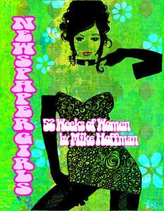 NEWSPAPER-GIRLS-Avant-Garde-Art-Book-by-Mike-Hoffman