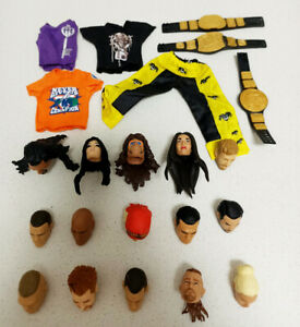 Mattel Wwe Hulk Roman Reigns Rock Cena Brock Lesnar Paige