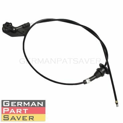 Fit for BMW E39 M5 540i 530i 528i 525i Engine Hood Release Bonnet Cable Kit Wire