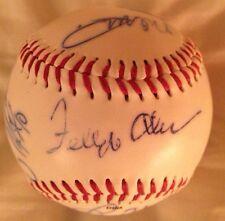 2000 Montreal Expos Autographed Auto Signed Baseball Ball Felipe Alou Bradley