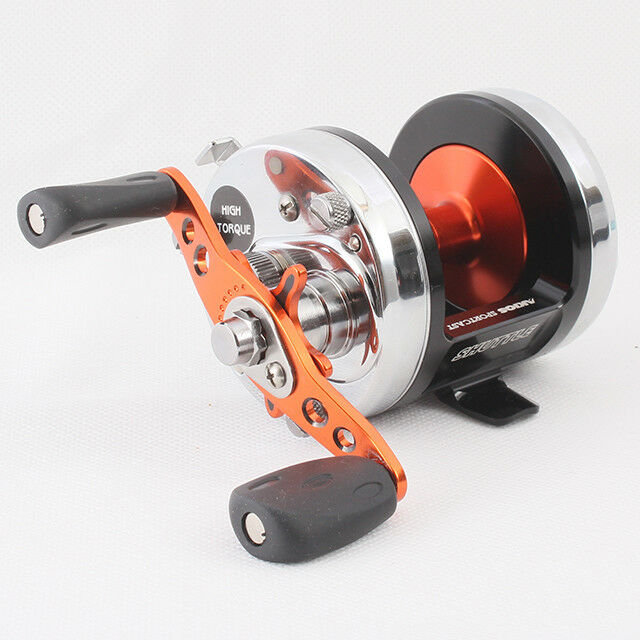 NEW Akios Shuttle 555 SCM Sport Casting Baitcasting Fishing Reel