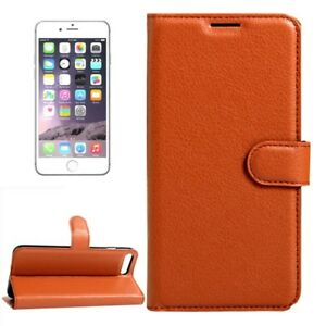 Funda-protectora-marron-para-Apple-iPhone-8-Y-7-4-7-pulgadas-potada-del-libro