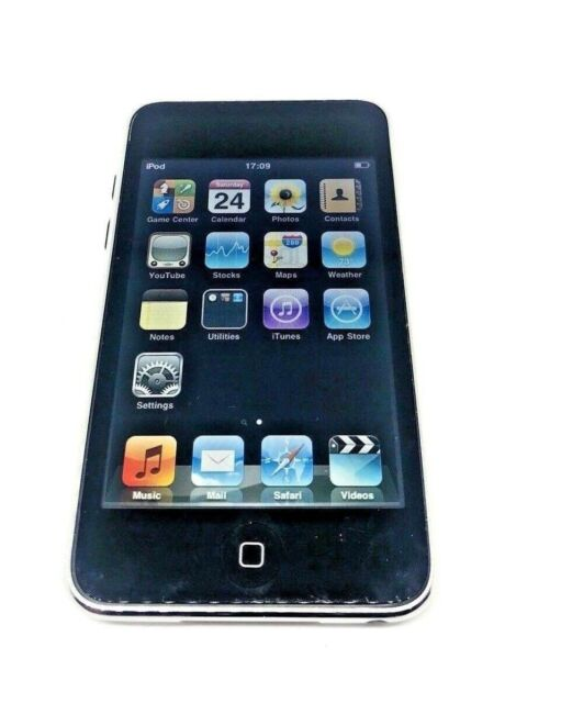 iPod Touch 2nd Generation - YouTube