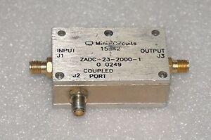 Mini-Circuits-COUPLER-ZADC-23-2000-1-SMA-TYPE