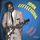 Slidin' Home by John Littlejohn (CD, Aug-2001, Arhoolie)