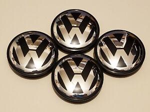 4x-NEW-VW-VOLKSWAGEN-WHEEL-RIM-CENTER-HUB-CAPS-FIT-BEETLE-GOLF-JETTA-56MM