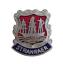 Stranraer Dumfries /& Galloway Scotland Small Town Crest Pin Badge