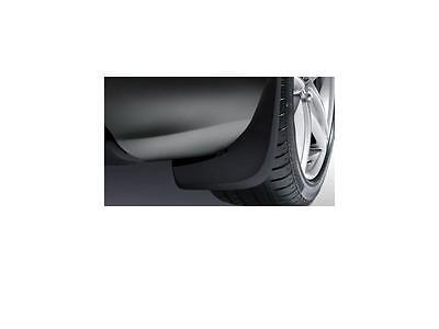 Genuine Audi A4 B9 2016/> S RS S-line Rear Mudflaps Set Pair 8W5075106