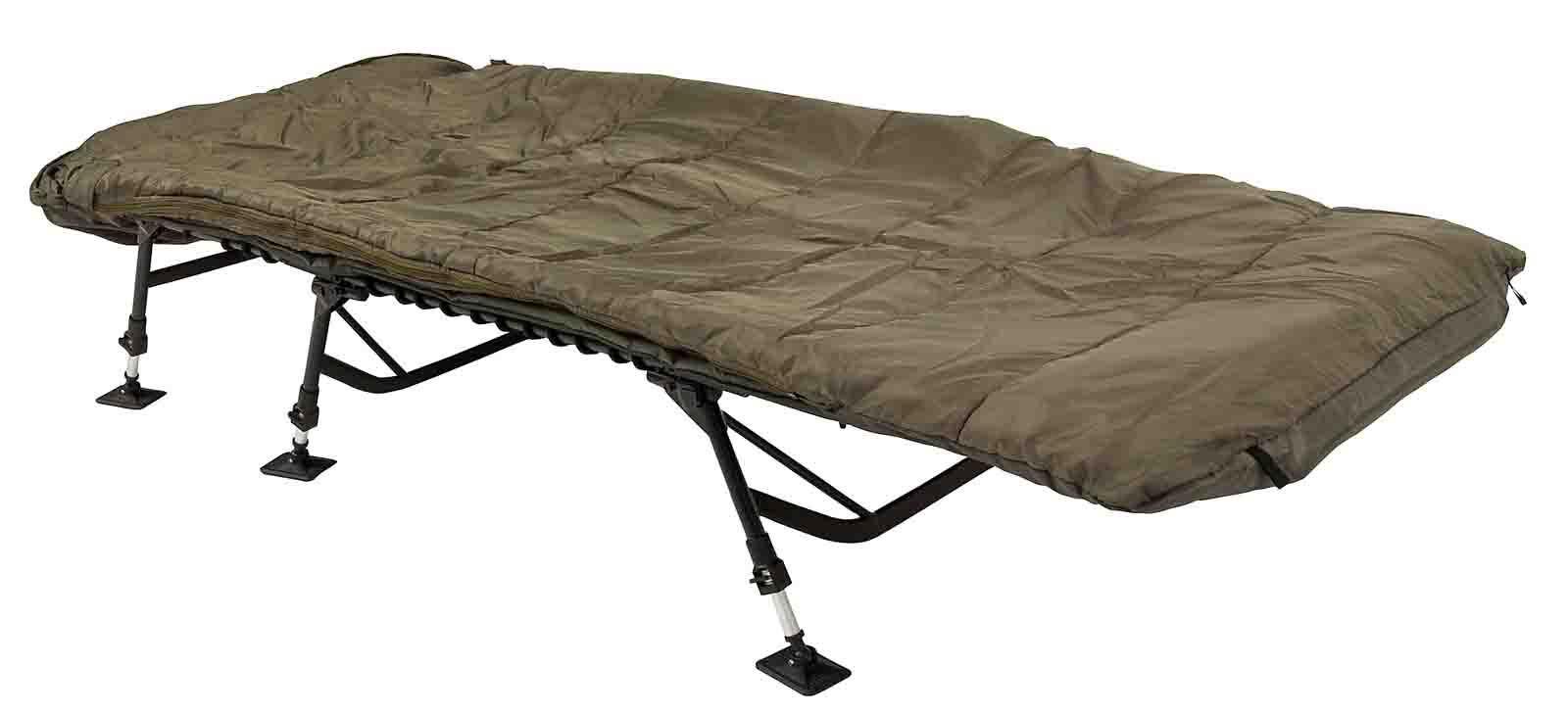 JRC Defender 3 Season Durable Regular Fleece Carp Fishing Sleeping Bag