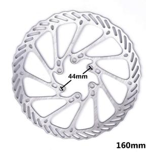 Mountain Bike Brake Disc Rotor 160mm Cycling Road Bicycle Brake Rotor/&6pcs Bolts