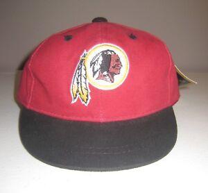 f30f5793 Details about Youth Size WASHINGTON REDSKINS Logo NFL Football Baseball Hat  Cap Elastic