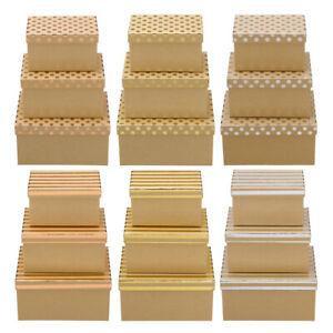 Rectangular-Kraft-Boxes-Stripes-or-Spots-Wedding-Decoration-gift-Stacking