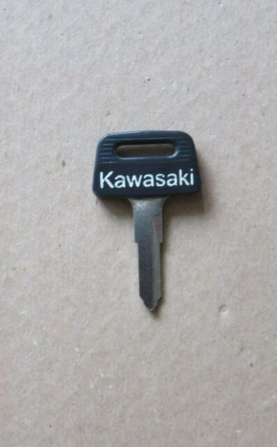 Key blank for most Kawasaki bikes from 1979-1990/'s KZ1300 Ninja KZ Key X103 KA14