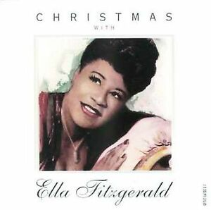 christmas with ella fitzgerald by nancy wilsonlou rawlsella fitzgeraldnat king cole cd emi capitol special market - Fitzgerald Christmas