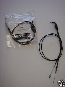 NEW-VENHILL-HONDA-CRF-250X-05-10-THROTTLE-CABLE-4-046