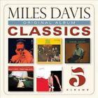 Original Album Classics 0888837430128 by Miles Davis CD