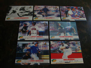 1997 Denny's Baseball Holograms---Lot Of 7---No Dupes---Multi-Lots---See List
