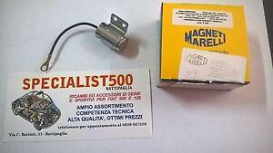 CONDENSATORE FIAT 500 magneti marelli