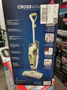 BISSELL-Crosswave-Multi-Surface-Cleaner-Vacuum-Carpet-hard-wood-floor-Free-8-oz