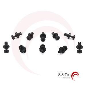 10x-Fixation-Amenagement-Interieur-pour-Audi-A6-avant-4F5-C6-7L6868307