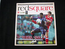 Orig.PRG   UEFA Cup  2004/05   MIDDLESBROUGH FC - LAZIO ROM  !!  SELTEN