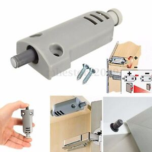 Cabinet cupboard kitchen door dampers buffer soft closer cushion close stops mh ebay Kitchen cabinet door cushions