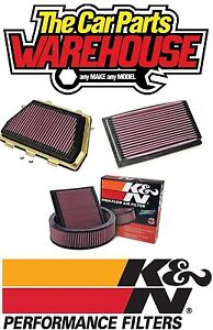 E-2023 K/&N AIR FILTER fits ISUZU RODEO 3.0 Diesel 2004-2005  SUV