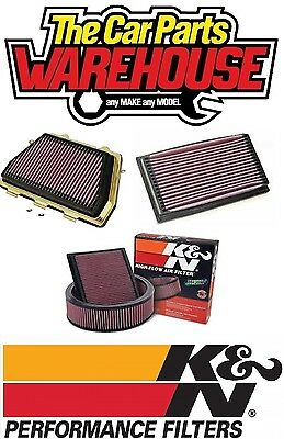 K/&N 33-2266 Air Filter For Lincoln Ls 00-06; Jag S-Type 99-08; Ford T-Bird 02-05