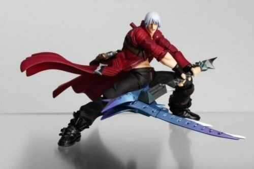 Kaiyodo FROM JAPAN REVOLTECH YAMAGUCHI 003 Devil May Cry 3 Dante