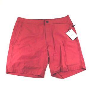 a84dd7442f Onia Calder Terracotta Swim Trunks 7.5 Inch Shorts Mens Size 32/36 ...
