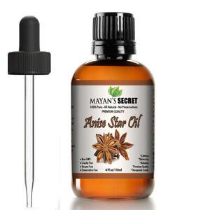 Anise-Star-Essential-Oil-100-Pure-Virgin-Natural-US-Seller-Huge-4oz